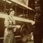 Kineton Green Bus Conductress