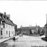 Southam Street - Towards Fyfe Lodge
