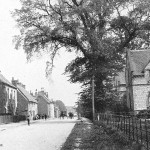 Warwick Road - with Roxburgh on right
