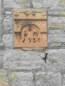 Examples of local masons' work.